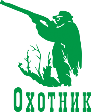 Принт Коврик для мыши Охотник - FatLine