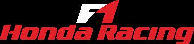 Принт Женская футболка поло Honda F1 Racing - FatLine