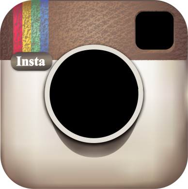 ����� ������� Instagram Logo - FatLine