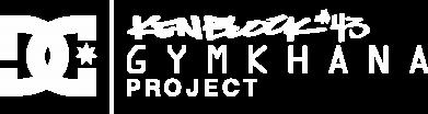 Принт Мужская футболка  с V-образным вырезом Gymkhana Project Ken Block - FatLine