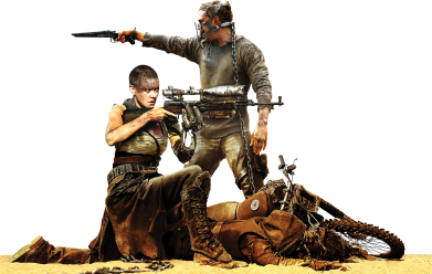 ����� ������ Mad Max Fury - FatLine