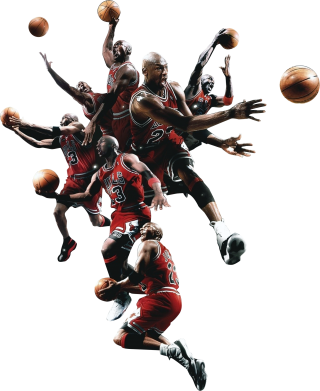 ����� ����������� �������� Michael Jordan - FatLine