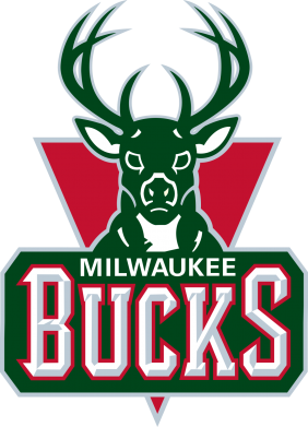 Принт Футболка Milwaukee Bucks - FatLine