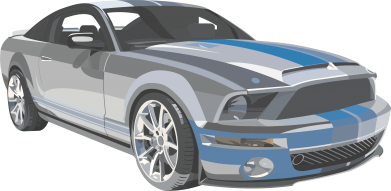 ����� ������ Ford Mustang - FatLine
