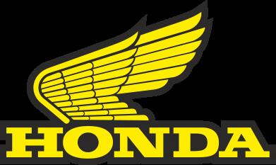 Принт Женские шорты Honda Vintage Logo - FatLine