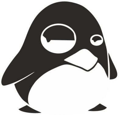 Принт Штаны Penguin - FatLine