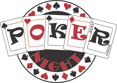 Принт Майка-тельняшка Poker Logo - FatLine