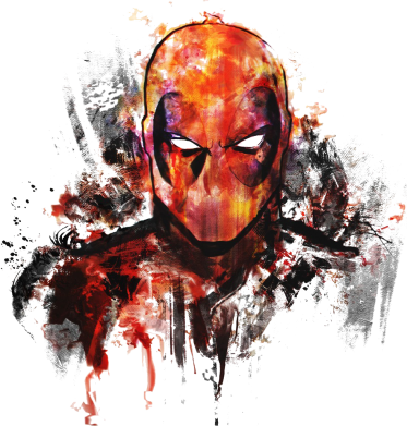 ����� ������� �������� ���� Deadpool Bad Hero - FatLine