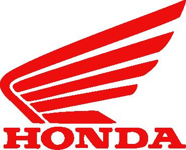 Принт Чоловічі футболки з V-подібним вирізом Honda - FatLine