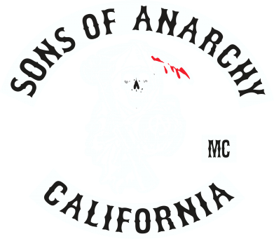 Принт Футболка Sons of Anarchy Samcro Original - FatLine