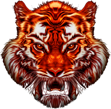 ����� ������� �������� Angry Tiger - FatLine