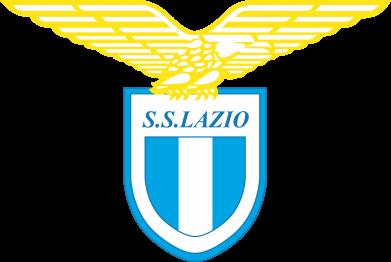 Принт Мужская футболка  с V-образным вырезом Lazio - FatLine