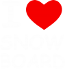 I love Snow Board