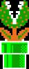 Цветок-людоед Супер Марио