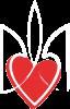 Серце з гербом