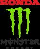 Honda Monster Energy