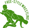 Free-style wrestling