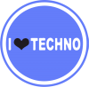 I love techno music