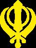 White Khanda