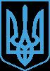 Герб України з рамкою