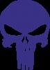 Зубастый череп
