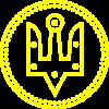 Герб України у колі