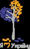 Я люблю Україну дерево