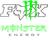 Monster Energy Fox Logo
