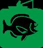 Рыба на крючке