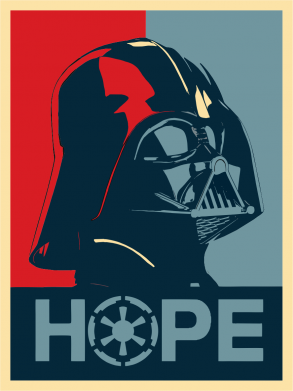 ����� ����������� �������� Darth Vader Hope - FatLine