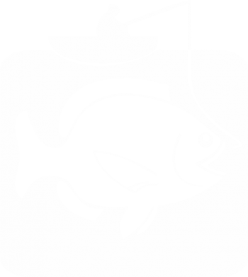Принт Штаны Рыба на крючке - FatLine
