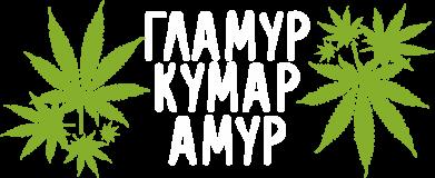Принт Толстовка Гламур кумар амур - FatLine