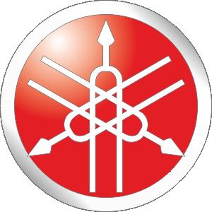 ����� ������� ��������� Yamaha Logo 3D - FatLine