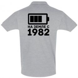 Футболка Поло 1982 - FatLine