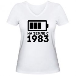 ������� �������� � V-�������� ������� 1983 - FatLine