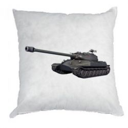 Подушка 3Д Танк - FatLine