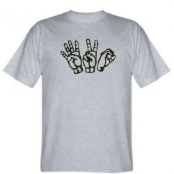 Мужская футболка 4:20 (четыре:двадцать) - FatLine