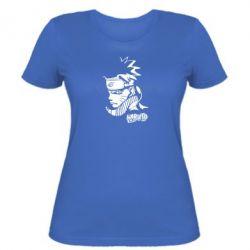 Женская футболка 4256 - FatLine