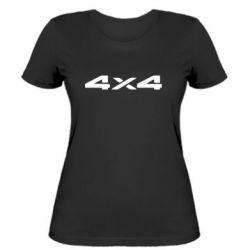 Жіноча футболка 4x4 - FatLine