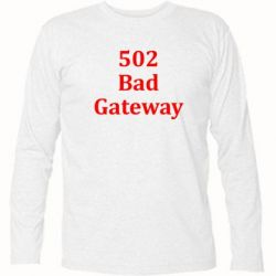 �������� � ������� ������� 502 Bad Gateway - FatLine