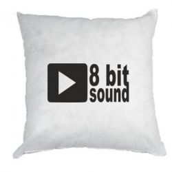 Подушка 8 bit sound - FatLine