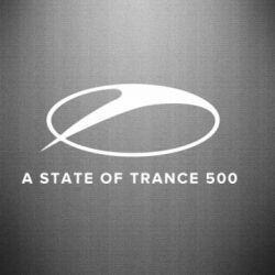 Наклейка A state of trance 500 - FatLine