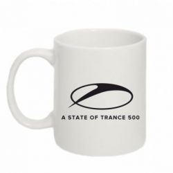 Кружка 320ml A state of trance 500 - FatLine