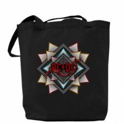 ����� AC/DC Art Logo - FatLine