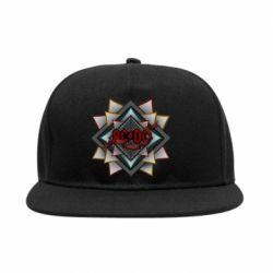 Снепбек AC/DC Art Logo - FatLine