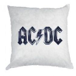 Подушка AC/DC Logo - FatLine