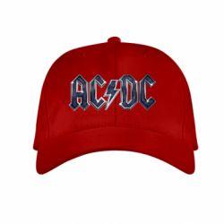 Детская кепка AC/DC Logo - FatLine