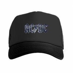 Кепка-тракер AC/DC Logo - FatLine