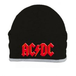 Шапка AC/DC Red Logo - FatLine