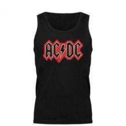 Мужская майка AC/DC Vintage - FatLine